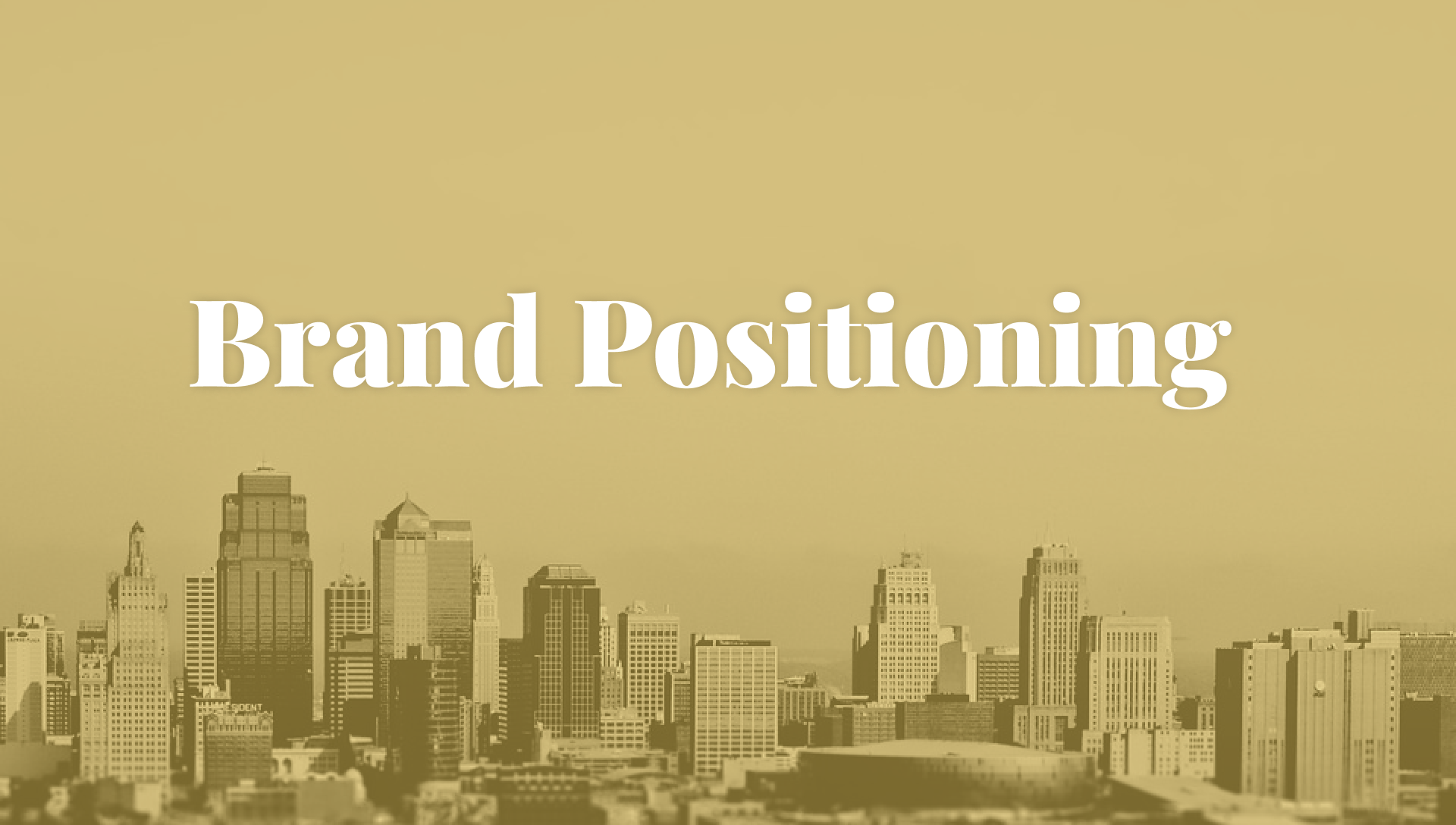 How to Write a Brand Positioning Statement + Examples to Steal